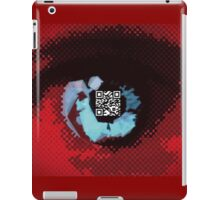Big Brother is watching you...  iPad Case/Skin