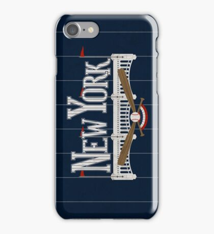 New York Baseball iPhone Case/Skin