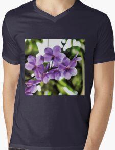 Orchids For Me Mens V-Neck T-Shirt