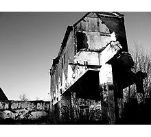 Demolition 2 Photographic Print