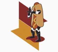 Ultra Hotdog by mitchaboo