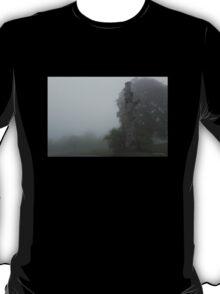 Dead Tree on a Foggy Morning T-Shirt