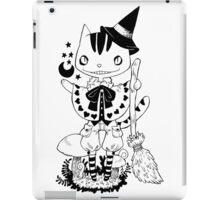 Witch Cat iPad Case/Skin