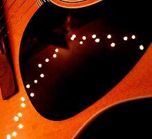 Twinkle Guitar by Ashley Frechette