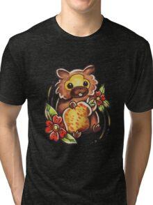 Bidoof Tri-blend T-Shirt