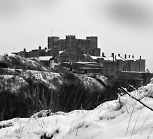 Dover Castle by AloneImages