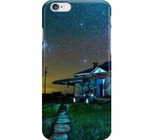 The Galaxies Above iPhone Case/Skin