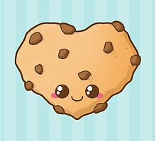 Heart Cookie by pai-thagoras