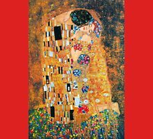Gustav Klimt - The kiss  Unisex T-Shirt