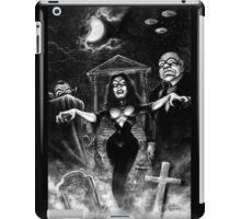 Vampira Plan 9 zombies iPad Case/Skin