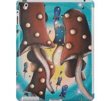 Mushroom Migration iPad Case/Skin