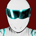 Top Gear Inspired Pop Art The Stig by ivanoski
