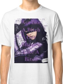 Hit Girl Kick-Ass 2 Classic T-Shirt