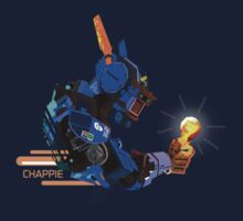 I am Chappie Kids Tee