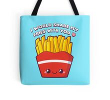 Share My Fries! Tote Bag