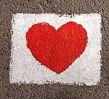 Heart by smrcek