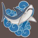 Shark Attack by Tordo