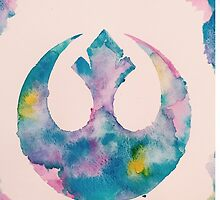 Rebel Alliance by PeonyPaints