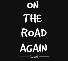 On the Road Again Tour-2015 (white) Unisex T-Shirt