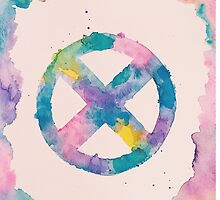 X-Men by PeonyPaints