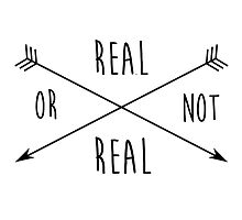Real or Not Real by SpoilersCo