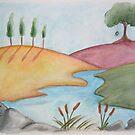 Beyond The Stream... by Rosie Harriott