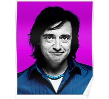 Top Gear Inspired Pop Art, Richard Hammond Poster