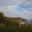 Somewhere over the rainbow... by DebYoung