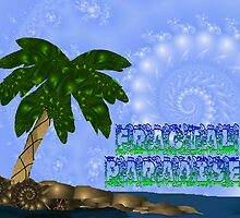 Fractal Paradise by plunder