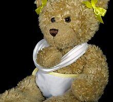 Hurtin' Teddy by Maria Dryfhout