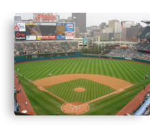 Jacobs Field, Home of the Cleveland Indians Canvas Print