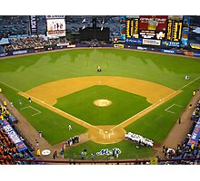 Shea Stadium, April 22, 2005 Photographic Print