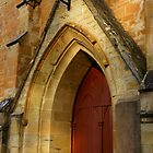 Christ Church, Castlemaine II by Harry Oldmeadow
