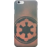 Red Steam Galactic Empire iPhone Case/Skin