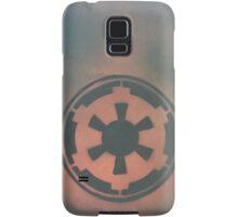 Red Steam Galactic Empire Samsung Galaxy Case/Skin