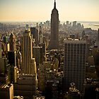 Empire State Building by Aaron Corr