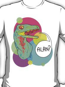 Jurassic Park: Alan's Trip T-Shirt