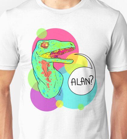 Jurassic Park: Alan's Trip Unisex T-Shirt