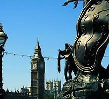 London - Big Ben by Aaron Corr