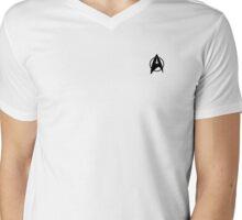For trekkies  Mens V-Neck T-Shirt