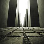 Berlin's Jewish Memorial by Aaron Corr