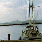 Before Dusk - Bareboat at Virgin Gorda by leystan