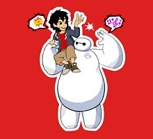 Big Hero 6 - Fist Bump Unisex T-Shirt