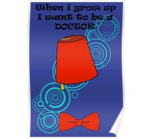 When I grow up... Poster