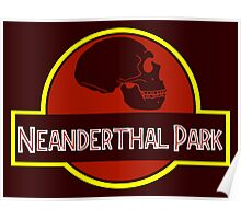 Neanderthal Park Poster