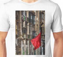 Aħmar Unisex T-Shirt