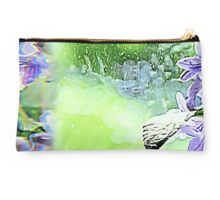 Floral Reflections Studio Pouch