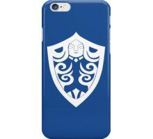 Skyward Sword Goddess Shield iPhone Case/Skin