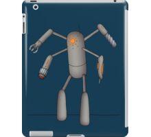 Fugitive Robot iPad Case/Skin