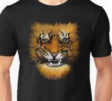 Fire Tiger! Unisex T-Shirt